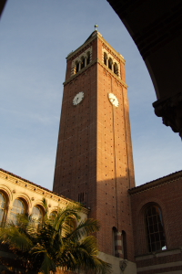 USC Clock Tower