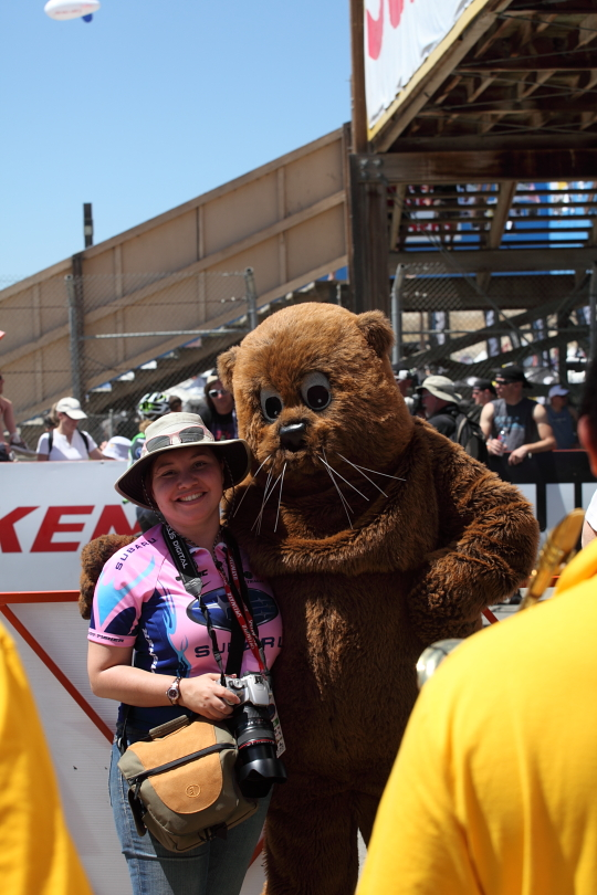 Me and the Sea Otter