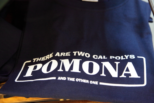 There are two Cal Polys: Pomona and the other one