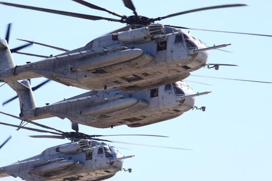 Super Stallions CH-53